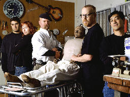 Mythbusters cast