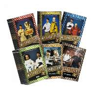 Mythbusters DVDs