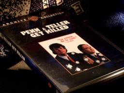 Penn & Teller Get Killed DVD