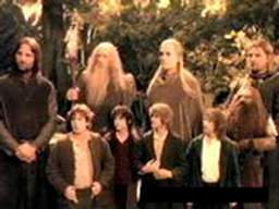 The Lord of the Rings:  The Fellowship of the Ring, full screen