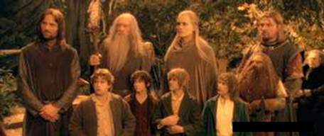 The Lord of the Rings:  The Fellowship of the Ring, widescreen